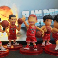 Mini Figure / Kodoto Slamdunk Basketball Players