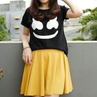 Tmblr Tee / T-Shirt / Kaos Wanita / Marshmello