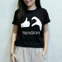 Tmblr Tee / T-Shirt / Kaos Wanita / Friendzone