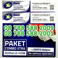 harga Perdana Nomor Cantik XL 4G Seri Tahun 2000 Tokopedia.com