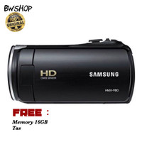 Handycam Samsung HMX F80