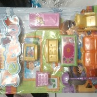 harga Mainan Perabotan Rumah Tangga/Mainan Perlengkapan Barbie Tokopedia.com