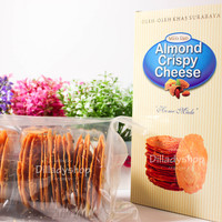 Jual ALMOND CRISPY CHEESE Murah