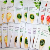 Jual Innisfree Its Real Squeeze Sheet Mask ORIGINAL KOREA Murah