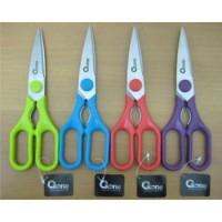 Oxone OX-921   Gunting Dapur Warna - Scissors (Hijau-Biru-Ungu
