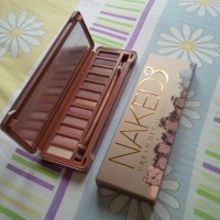 Naked3 Naked 3 Urban Decay Makeup Artis Kosmetik Eyeshadow Palette Set