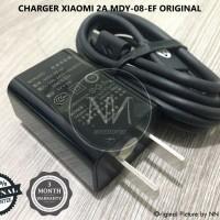 CHARGER XIAOMI MDY-08-EF 2A REDMI NOTE 2 3X 3S PRIME PRO MI4I ORIGINAL