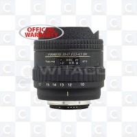 Tokina Lensa AT-X DX 10-17mm f/3.5-4.5 FishEye for Nikon