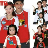 harga Baju Kaos Pasangan Keluarga Couple Family Tees Anak Ayah Bunda Camera Tokopedia.com