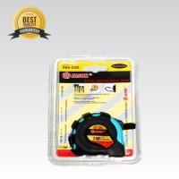 Meteran Roll Bodi Karet 3m x 16mm ( Original ) Roll Meter / Alat Ukur