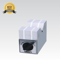 Magnetic V Block / Dudukan Benda Silindris / Perlengkapan Frais