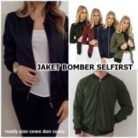 jaket Bomber cewe cowo Jacket Woman and man