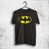 harga Kaos Batman Black Classic Tokopedia.com
