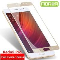 Tempered Glass Warna Xiami Redmi Pro 5.5 inch Full Screen