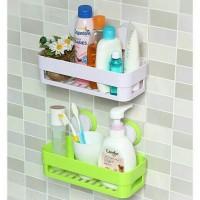 Bathroom shelves / Rak gantung serbaguna /tempat sabun kamar mandi