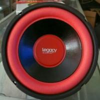 subwoofer legacy LG-696-2 double coil 100watt