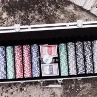 harga POKER CHIP SET 500PCS KUALITAS TERBAIK DENGAN BAHAN CLAY JAKARTA Tokopedia.com