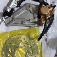 harga Cakram Belakang Supra X 125 Komplit Tokopedia.com