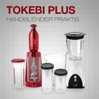 Jual blender tangan / hand blender Tokebi Plus Murah