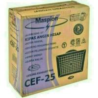 harga Kipas Angin Hisap Maspion CEF-25 / Ceiling Exhaust Fan Maspion CEF-25 Tokopedia.com