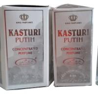 Jual Parfum Minyak Wangi Al Raehan Kasturi Putih - 6 Botol Murah