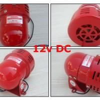 Motor Siren 12v DC 120db Alarm Sound