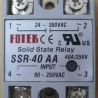 SSR 40 Amp AA FOTEK