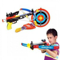 harga Mainan Anak Crossbow Panah Set / Mainan Panah-Panahan M660 Tokopedia.com