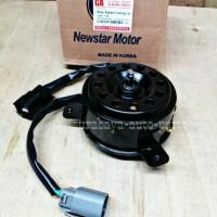 Motor Fan Radiator Hyundai Getz New 2004 up Soket 2