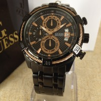 jam tangan pria guest (ready alexandre christie, expedition, ac, gc)