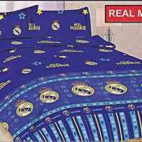 sprei bonita disperse 3D real madrid uk. 180