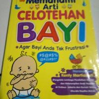 Memahami arti celotehan bayi