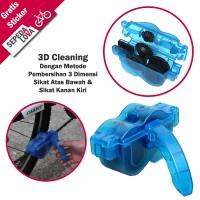 Chain Cleaner Pembersih Rantai Sepeda 3D Cleaning