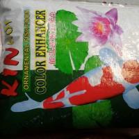 Kin Koi Color Enhancer 10kg / Makanan ikan Koi