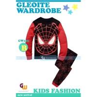 Setelan baju tidur anak import- GW 192B size besar (teen)