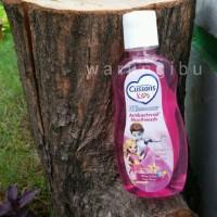 Obat Kumur Cussons Kids AntiBacterial Mouthwash Mint Bubble Gum Flavor