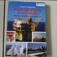 buku migas dan energi di indonesia