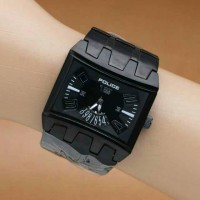 POLICE Watch Square Dimension (Black)