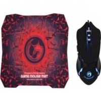 Mouse Gaming MARVO M309 Wired 6D Optical+MARVO H8316 WIRED GAMING HEAD