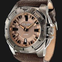 Jam Original Police Gear PL14420XSU brown leather (warranty 1 year)