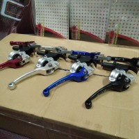 harga Handel Tangan Rem Dan Kopling Rc3 Lipat / Pedal Kawasaki Klx Dtracker Tokopedia.com
