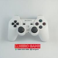 STICK STIK PS3 WIRELESS WHITE - STICK PS3 WARNA PUTIH ORIGINAL