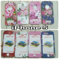 Cath Kidston Case 360 Full Protection iPhone 4 4S 5 5S 5G 6 6S Casing