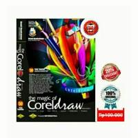 THE MAGIC OF COREL DRAW +CD TUTORIAL ( REVISI 2 )