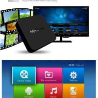 TV Box Android Smart MXQ 4K RK3229, nonton tv lokal & luar negeri!