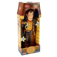 figure woody toy story talking original disney store