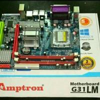 Motherboard Intel Amptron G31 DDR2 LGA 775