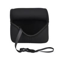 JJC Mirrorless Camera Pouch Case OC-S2 Black Sony Fujifilm Olympus Nex