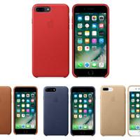 Jual Case Original iPhone 7 Plus Leather Flip Otterbox Lunatik Silicone Sgp Murah