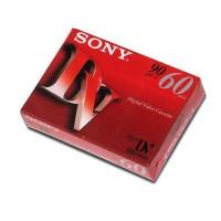 Sony Mini DV Cassette Premium - Universal kaset mini DV SP 60 menit